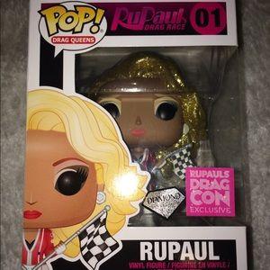 RuPaul Funko Pop! (Glitter)
